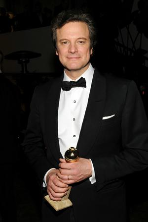 BEVERLY HILLS, CA - JANUARY 16:  Actor Colin Firth attends Relativity Media and The Weinstein Company's 2011 Golden Globe Awards After Party presented by Marie Claire held at The Beverly Hilton hotel on January 16, 2011 in Beverly Hills, California.  (Photo by Frazer Harrison/Getty Images for Relativity Media)