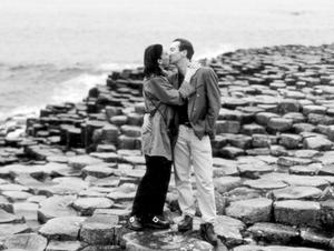 Madly in love - Sharon and Dermot will be celebrating 18 years of marriage this year.