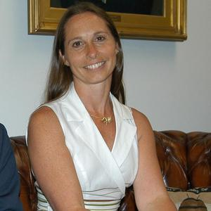 Principal Dawn Lafferty Hochsprung was among the victims of the attack (AP/Eliza Hallabeck/Newtown Bee)