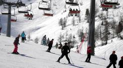 <b>Pila, Italy</b><br/> 'This resort is great value,' says Vanessa. 'It sits above the town of Aosta, which is perfect for shopping on an afternoon off. There's a good lift system, wide pistes for practising turns and it's excellent value for money for a first visit to the snow. There's some onslope accommodation for ski in/out - or stay down in Aosta for a more Italian experience, with coffee shops and restaurants galore.'