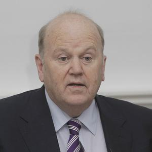 Finance Minister Michael Noonan has suggested VAT could rise