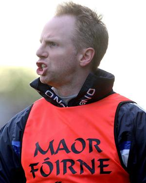 Respect: Ex-captain Anthony Forde is back on-board at Cavan