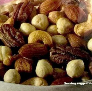 A bakery worker has been saceked for eating a nut on a production line