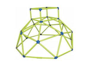 <b>7. TP Toymonster Monkey Bars</b>  £99.99, tptoys.com  A climbing frame that is sturdy, compact and easy to put together. Children can make it into a tent, use it to play pirates or simply climb and swing.