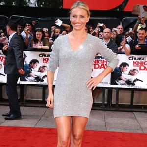 Cameron Diaz has topped a list of the riskiest celebrities to search for online