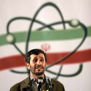 Iran's president Ahmadinejad has pushed the country's nuclear programme (AP)