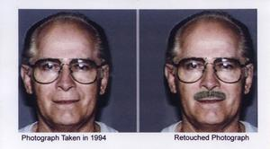 """This combo of headshots shown during a publicity campaign to locate the fugitive mobster James """"Whitey"""" Bulger. The FBI finally caught the 81-year-old Bulger Wednesday June 22, 2011 at a residence in Santa Monica along with his longtime girlfriend Catherine Greig just days after the government launched the new publicity campaign to locate the fugitive mobster, said Steven Martinez, FBI's assistant director in charge in Los Angeles. The arrest was based on a tip from the campaign, he said. (AP Photo/FBI)"""