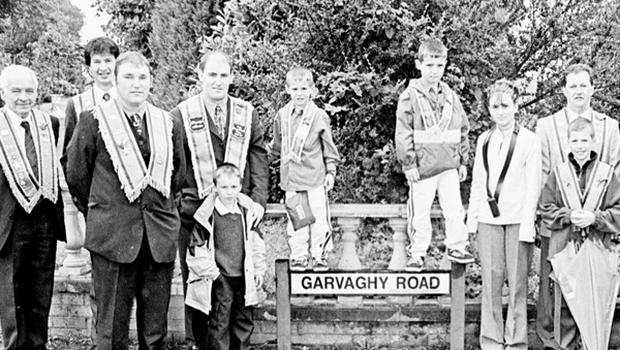THE TROUBLES GALLERY - Drumcree