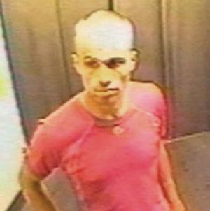 CCTV image of Gareth Williams at Holland Park Tube station on August 14