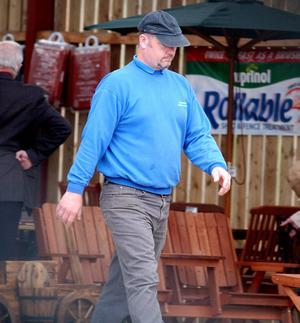 Alan Lewis - Photopress Belfast                      24-1-2010                                              NO BY LINEBrian Hutchinson, pictured at Woodview Garden Centre, Cloughan Road, County Armagh on 2/6/05.A Sunday newspaper claims that Brian Hutchinson is now a DUP party treasurer in Armagh even though he repeatedly abused a 15 year old girl. He was drummed out of the DUP in 2002 over the assaults. He has been secretly re-appointed to a high profile office controlling party cash. His re-appointment is the latest sex shock to hit the DUP - which is still reeling from the Iris Robinson cash and sex scandal.