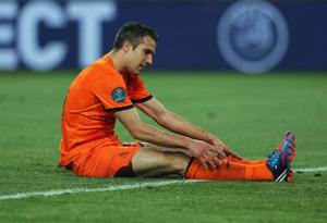 Robin van Persie has been linked with a move to Italian giants Juventus