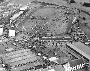 Covenant Day Jubilee celebrations at Balmoral Showgrounds.  29/9/1962