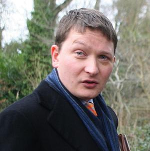 Michael Finucane said he was not surprised to learn the gun that killed his father was given back to the British Army by the RUC