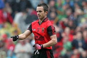 Down's Mark Poland is just one of the players offering the Mourne side a scoring threat