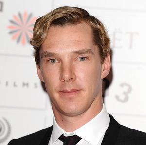 Benedict Cumberbatch came in second place in the poll in the UK of sexist men