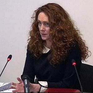 Former News of the World editor Rebekah Brooks gives evidence to the Leveson Inquiry (AP)