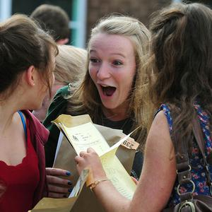 Teenagers have achieved record GCSE results again this year