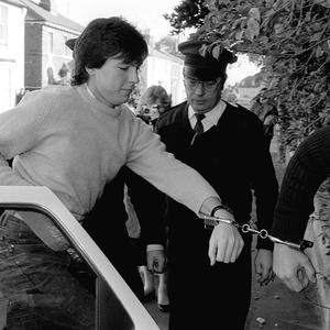 A photo from November 1985 of Jeremy Bamber whose convictions for murdering five of his relatives will not be referred to the Court of Appeal