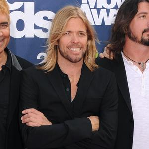 Taylor Hawkins could swap the Foos for the Stooges on the big screen