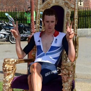 Olympic gold medallist and Tour de France winner Bradley Wiggins has been involved in a collision with a vehicle