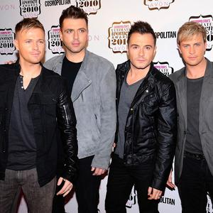 Westlife performed their final gig in Dublin