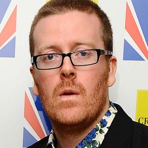 Frankie Boyle insisted his jokes about the Paralympics were 'celebratory'