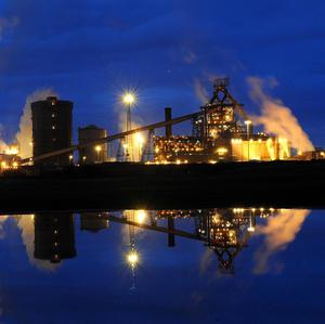 The mothballed Corus plant on Teesside is to be sold
