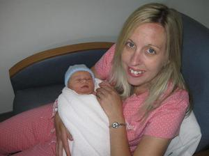 "Laura Holland from Newtownards, County Down and her husband Robert Holland from Newtownabbey, County Antrim celebrated the birth of their baby boy on May 12 2012.  Baby Holland arrived at 15:04 hrs and weighed 8lb 3 oz.  Laura and Robert live in Vancouver and  emigrated to Canada from Northern Ireland in 2004.   Baby Holland was born at Peace Arch Hospital , White Rock, Canada.  Laura's parents visiting from Northern Ireland were at her side during the birth.  Baby and Laura are doing well.  Robert and Laura send their love to all their family back in Northern Ireland.  <p><b>To send us your Baby Pics <a href=""http://www.belfasttelegraph.co.uk/usersubmission/the-belfast-telegraph-wants-to-hear-from-you-13927437.html"" title=""Click here to send your pics to Belfast Telegraph"">Click here</a> </a></p></b>"