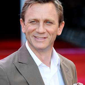 Daniel Craig is working on the next Bond film Skyfall