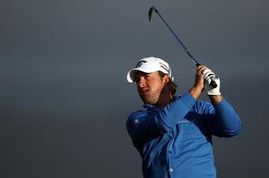 Graeme McDowell at the US Open