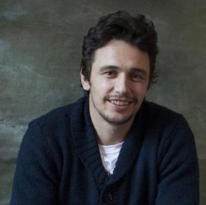 James Franco is promoting three films at the Sundance festival