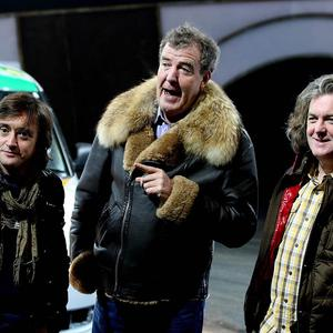 Richard Hammond, Jeremey Clarkson and James May will follow the three wise men's route for the Top Gear Christmas special