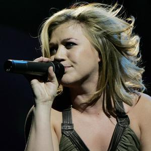 Kelly Clarkson won the first series of American Idol