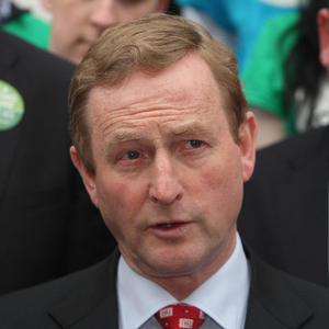 Taoiseach Enda Kenny rejected claims that the public's endorsement of the European fiscal treaty had failed to leverage an advantageous deal
