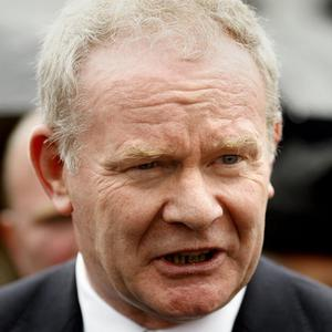 A working group dealing with disputed parades is to reveal its findings to Martin McGuinness