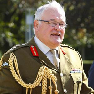 General Peter Wall has warned of redundancies in the armed forces