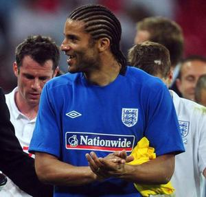 <b>David James (England)</b><br/> Goalkeepers are an eccentric bunch, and in the absence of Germany's Jens Lehman, the most eccentric of the 2010 gang could well be our very own David James. Undoubtedly an excellent keeper, there's always a feeling that he's just one touch away from an almighty blooper. The art-loving afro-wearing former Spice Boy will have England fans on the edge of their seats.