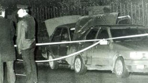 Pearse Jordan: IRA man who was shot dead by the RUC on the Falls Road, West Belfast,  after his car was rammed by an unmarked police car. 26/11/1992.