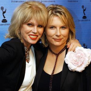 Joanna Lumley and Jennifer Saunders are back as Patsy and Eddy in Absolutely Fabulous