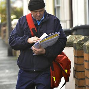 The Royal Mail has launched a trial of evening deliveries