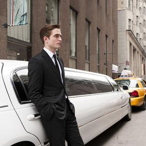 Robert Pattinson plays billionaire Eric Packer in Cosmopolis