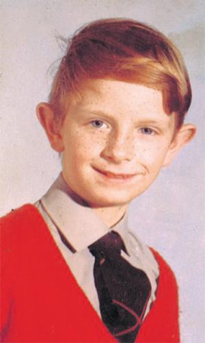 Brian McDermott, 10, who was brutally murdered nearly 35 years ago
