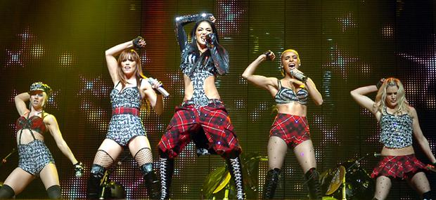 Pussycat Dolls, Kings Hall, Belfast 03.02.09