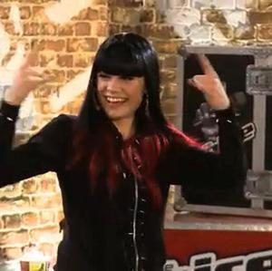 The Voice, with judge Jessie J, saw its audience figure hit by football