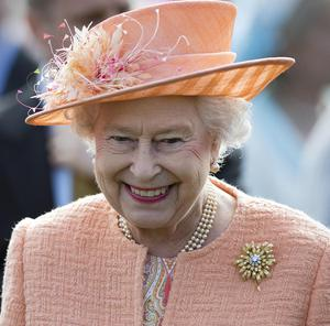 The Queen thanked ordinary members of the public for their contribution to community life