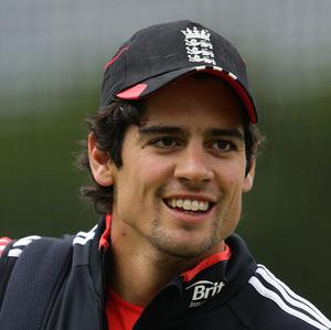 Alastair Cook scored 294 runs as England romped to victory over India