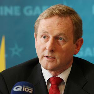 Enda Kenny, Fine Gael leader, said he fully respected and understood Olwyn Enright's decision to quit