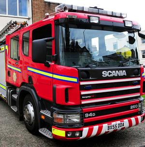 Firefighters in London are to be balloted for industrial action in a row over employment conditions