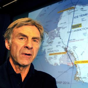 Sir Ranulph Fiennes and his team hope to become the first to cross the Antarctic during the polar winter