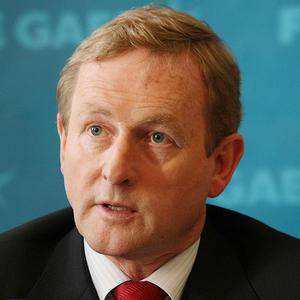 Taoiseach Enda Kenny said the euro household charge will be used by local authorities to fund key services